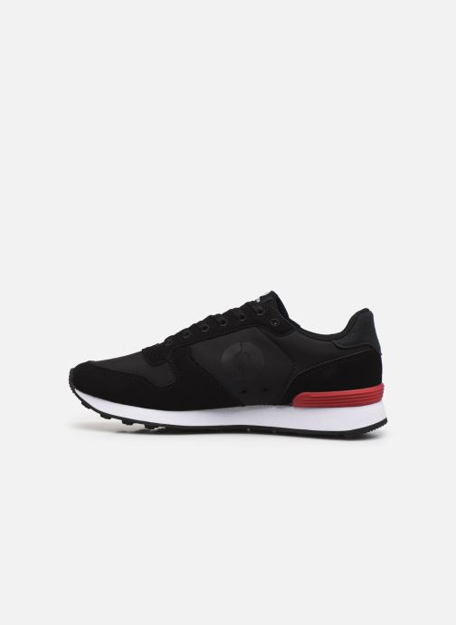 Sneaker Ecoalf Yale Sneakers Man schwarz ansicht von vorne