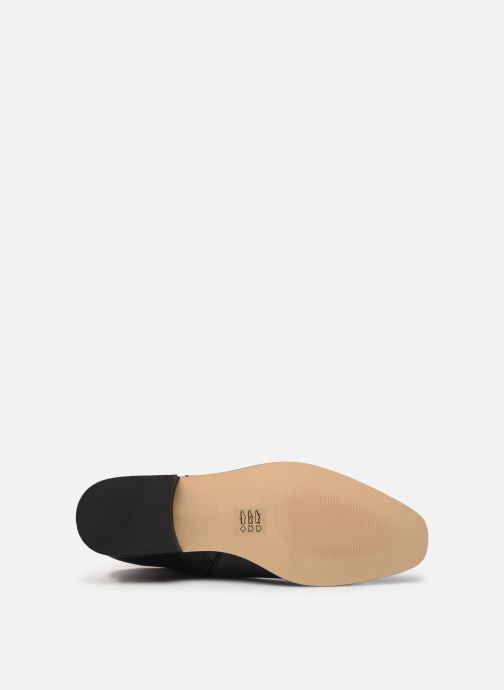 Stiefel Made by SARENZA Sartorial Folk Bottes #3 schwarz ansicht von oben