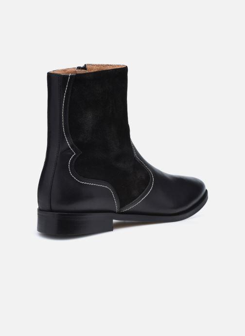 Stiefeletten & Boots Made by SARENZA Sartorial Folk Boots #7 schwarz ansicht von vorne