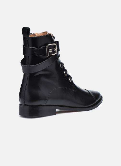 Stiefeletten & Boots Made by SARENZA Electric Feminity Boots #3 schwarz ansicht von vorne