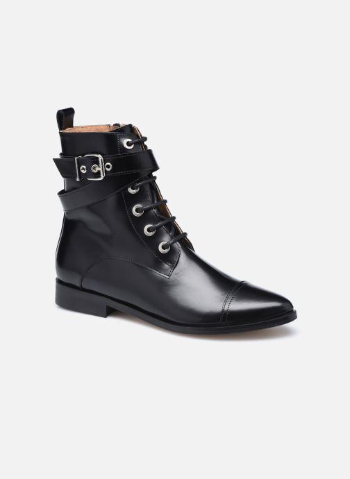 Bottines et boots Made by SARENZA Electric Feminity Boots #3 Noir vue droite