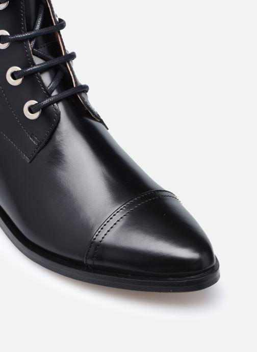 Stiefeletten & Boots Made by SARENZA Electric Feminity Boots #3 schwarz ansicht von links