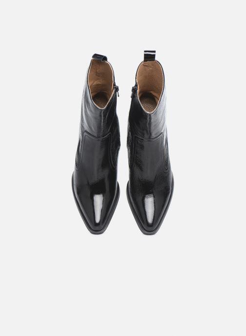 Stiefeletten & Boots Made by SARENZA Electric Feminity Boots #4 schwarz schuhe getragen