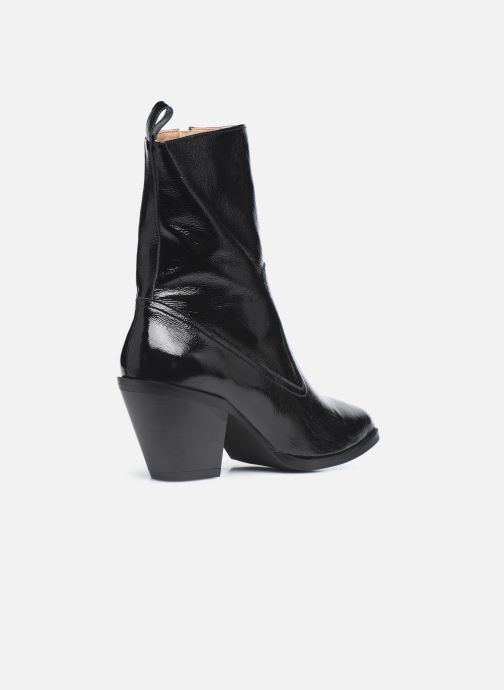 Boots en enkellaarsjes Made by SARENZA Electric Feminity Boots #4 Zwart voorkant