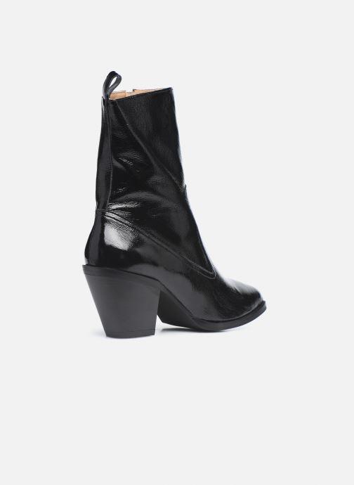 Stiefeletten & Boots Made by SARENZA Electric Feminity Boots #4 schwarz ansicht von vorne