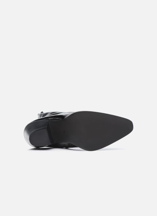 Boots en enkellaarsjes Made by SARENZA Electric Feminity Boots #4 Zwart boven