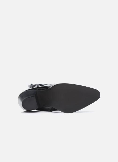 Stiefeletten & Boots Made by SARENZA Electric Feminity Boots #4 schwarz ansicht von oben