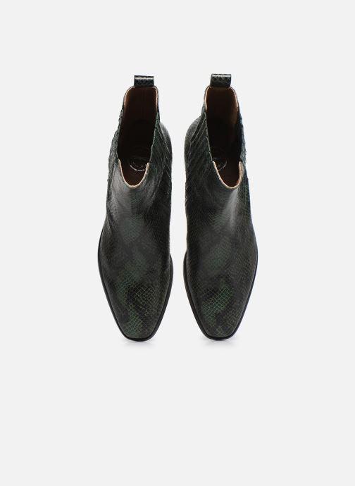 Stivaletti e tronchetti Made by SARENZA Sartorial Folk Boots #9 Verde modello indossato