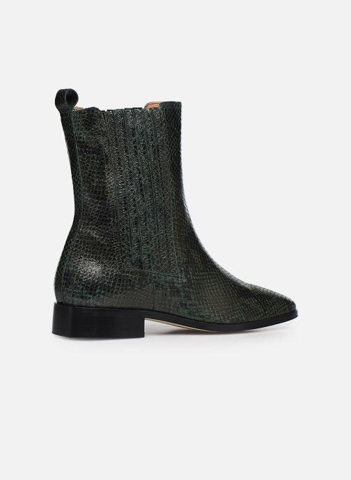 Stivaletti e tronchetti Made by SARENZA Sartorial Folk Boots #9 Verde immagine frontale