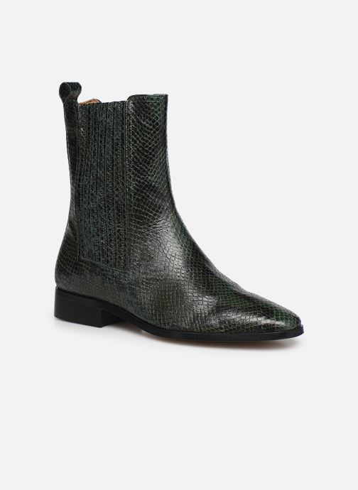 Stivaletti e tronchetti Made by SARENZA Sartorial Folk Boots #9 Verde immagine destra