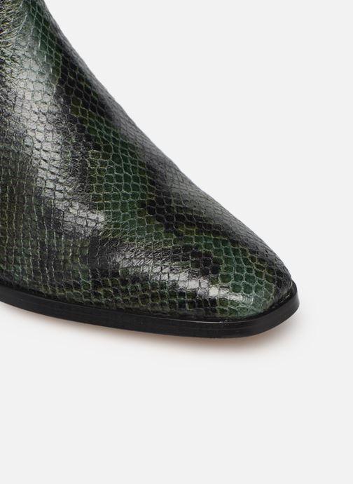 Stiefeletten & Boots Made by SARENZA Sartorial Folk Boots #9 grün ansicht von links