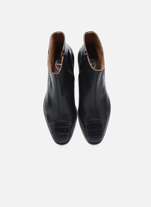 Botines  Made by SARENZA Classic Mix Boots #11 Negro vista del modelo