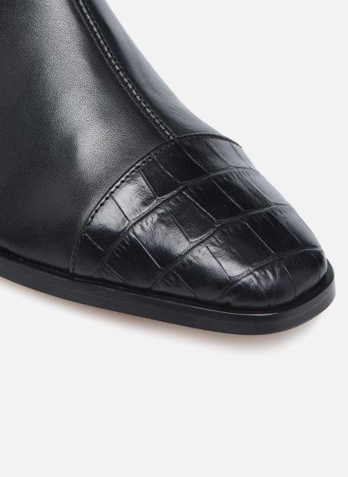 Botines  Made by SARENZA Classic Mix Boots #11 Negro vista lateral izquierda