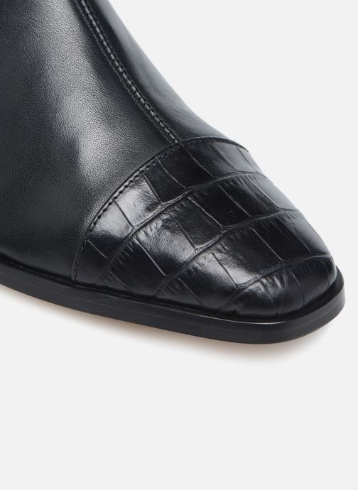 Bottines et boots Made by SARENZA Classic Mix Boots #11 Noir vue gauche
