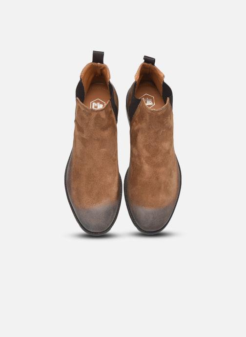Stiefeletten & Boots Mr SARENZA Nanga braun schuhe getragen