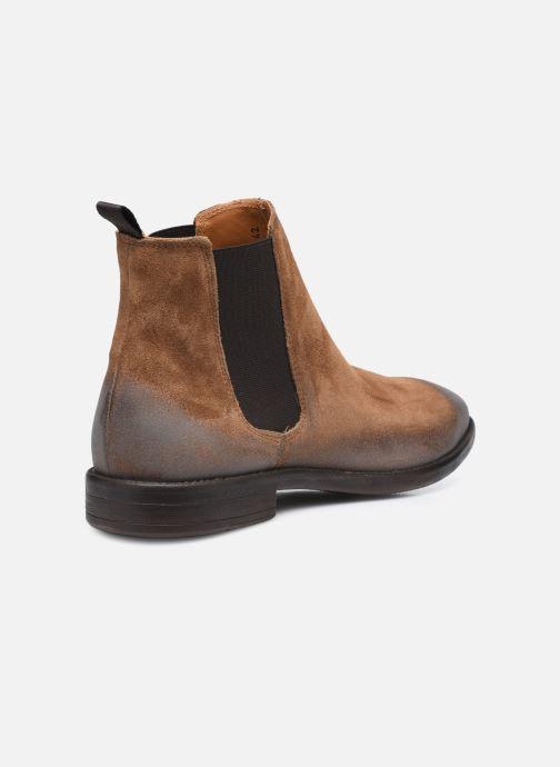 Stiefeletten & Boots Mr SARENZA Nanga braun ansicht von vorne