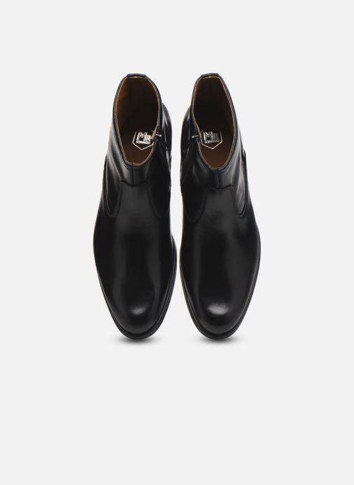 Bottines et boots Mr SARENZA Newmont Noir vue portées chaussures