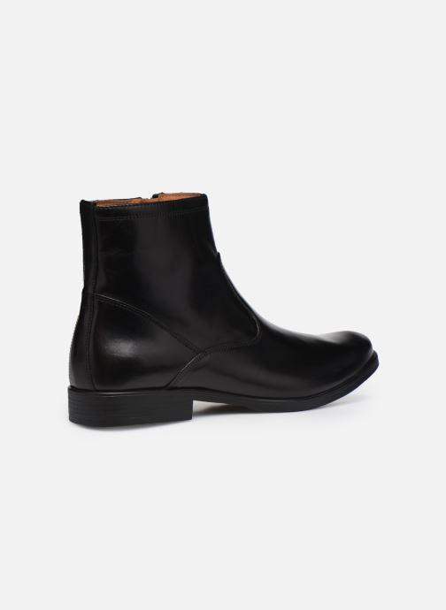 Bottines et boots Mr SARENZA Newmont Noir vue face