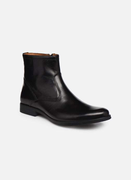 Bottines et boots Mr SARENZA Newmont Noir vue droite
