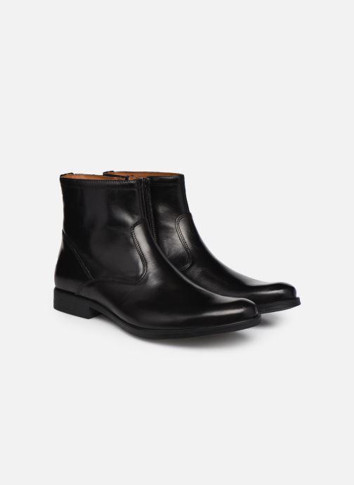Bottines et boots Mr SARENZA Newmont Noir vue derrière