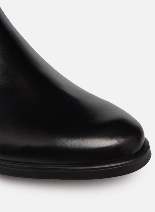 Bottines et boots Mr SARENZA Newmont Noir vue gauche