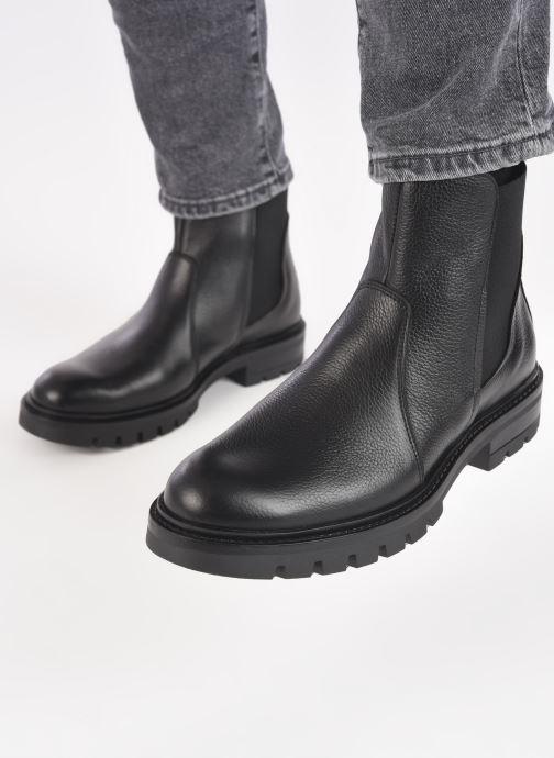Stiefeletten & Boots Mr SARENZA Novare schwarz ansicht von unten / tasche getragen