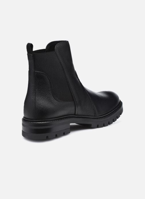 Boots en enkellaarsjes Mr SARENZA Novare Zwart voorkant