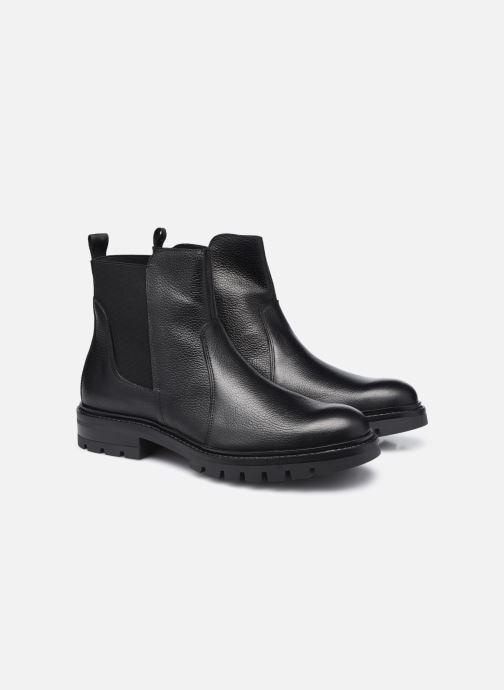 Boots en enkellaarsjes Mr SARENZA Novare Zwart achterkant