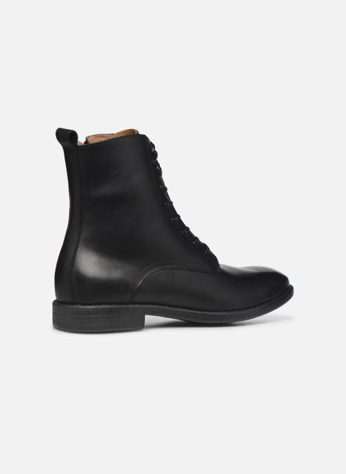Bottines et boots Mr SARENZA Notello Noir vue face