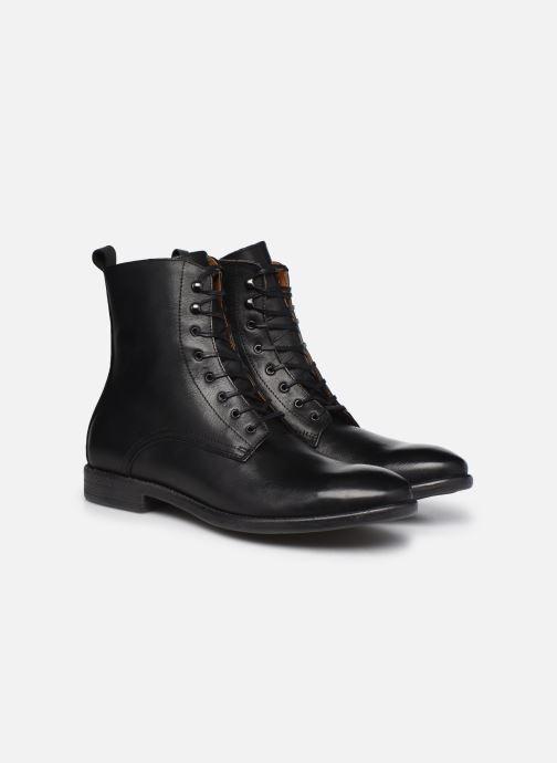 Stiefeletten & Boots Mr SARENZA Notello schwarz ansicht von hinten