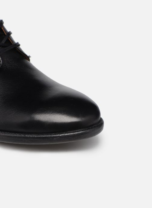 Bottines et boots Mr SARENZA Notello Noir vue gauche