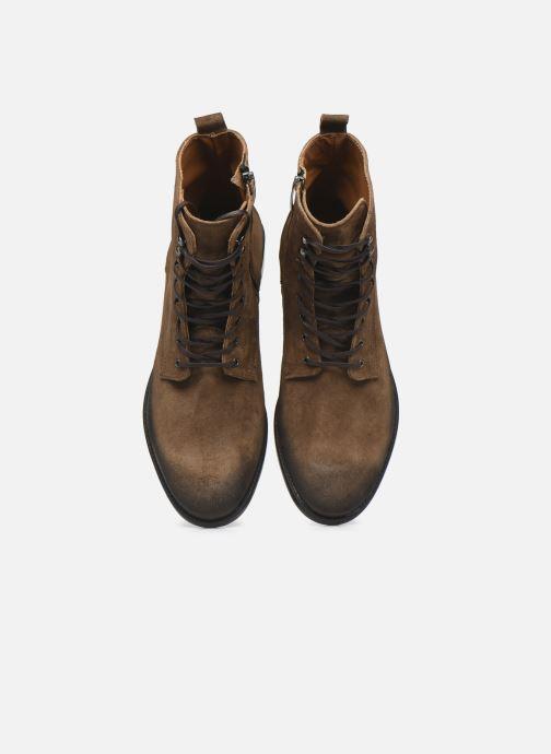 Bottines et boots Mr SARENZA Notello Marron vue portées chaussures