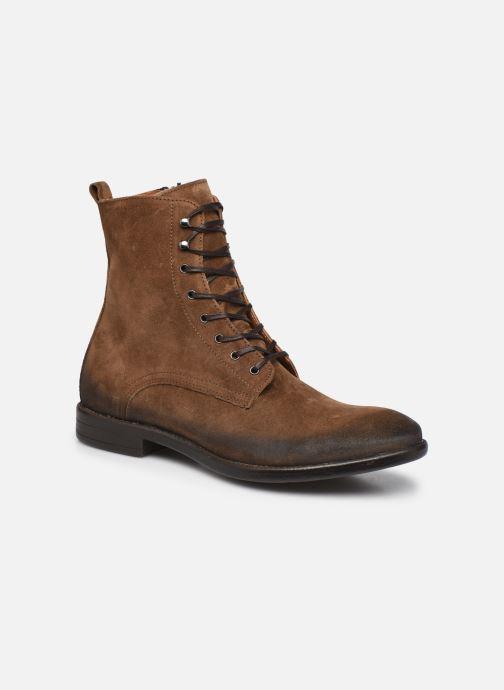 Bottines et boots Mr SARENZA Notello Marron vue droite