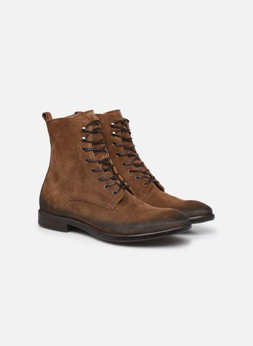 Stiefeletten & Boots Mr SARENZA Notello braun ansicht von hinten