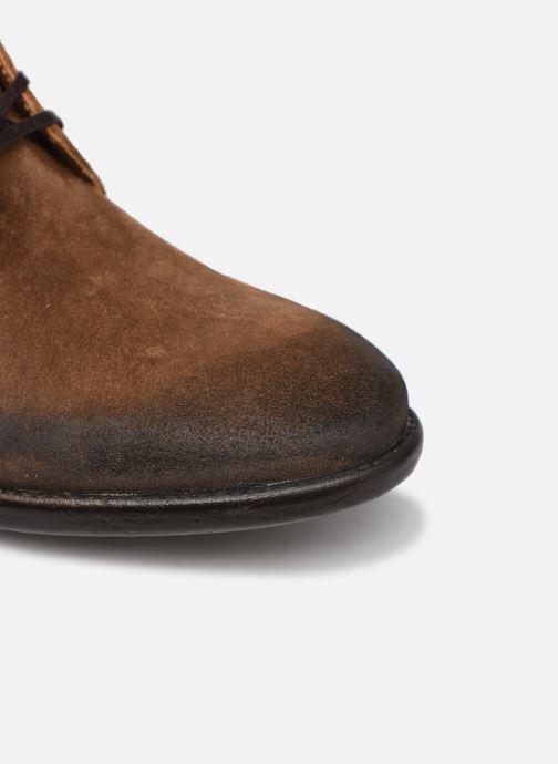 Bottines et boots Mr SARENZA Notello Marron vue gauche