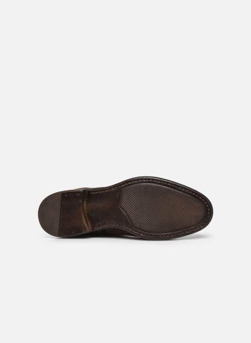 Bottines et boots Mr SARENZA Notello Marron vue haut