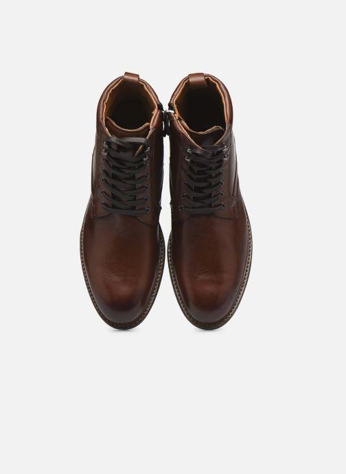 Bottines et boots Mr SARENZA Nochelli Marron vue portées chaussures