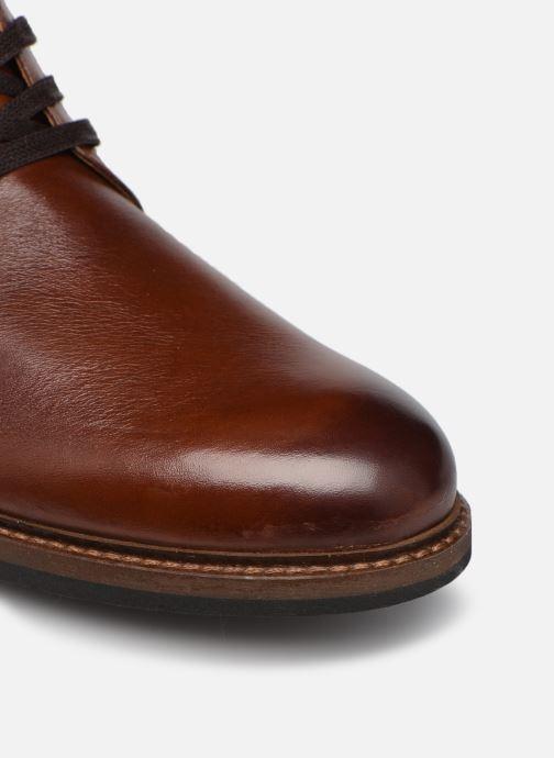 Bottines et boots Mr SARENZA Nochelli Marron vue gauche