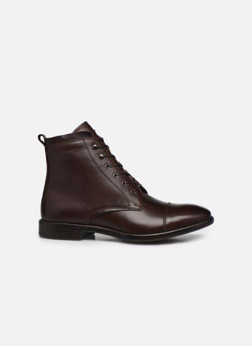 Bottines et boots Mr SARENZA Natalio Marron vue détail/paire