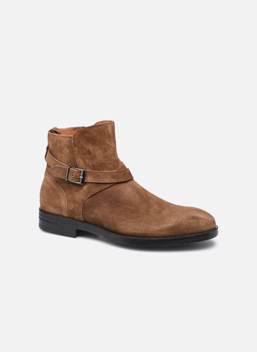 Bottines et boots Mr SARENZA Noural Marron vue droite