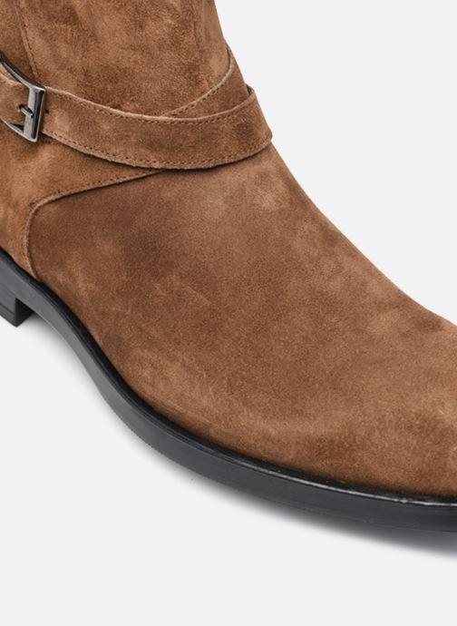 Bottines et boots Mr SARENZA Noural Marron vue gauche