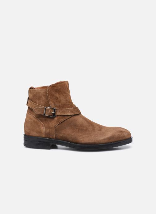 Boots en enkellaarsjes Mr SARENZA Noural Bruin detail