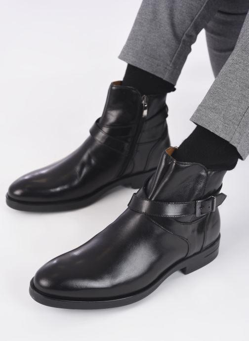 Stiefeletten & Boots Mr SARENZA Noural schwarz ansicht von unten / tasche getragen