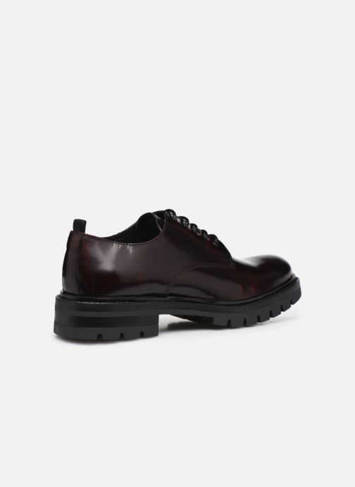 Zapatos con cordones Mr SARENZA Nyno Vino vista de frente