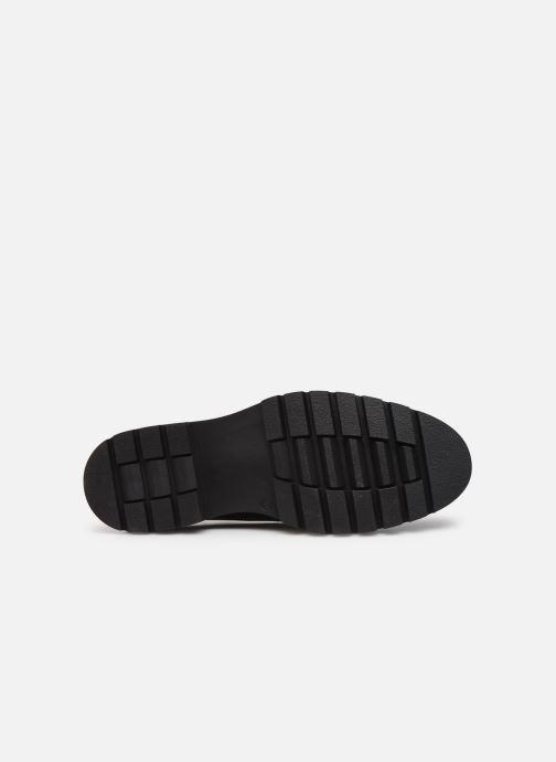 Zapatos con cordones Mr SARENZA Nyno Vino vista de arriba