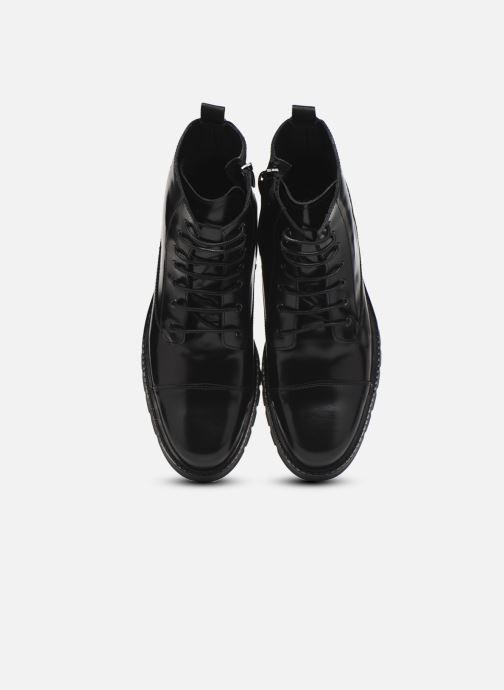 Bottines et boots Mr SARENZA Novalac Noir vue portées chaussures