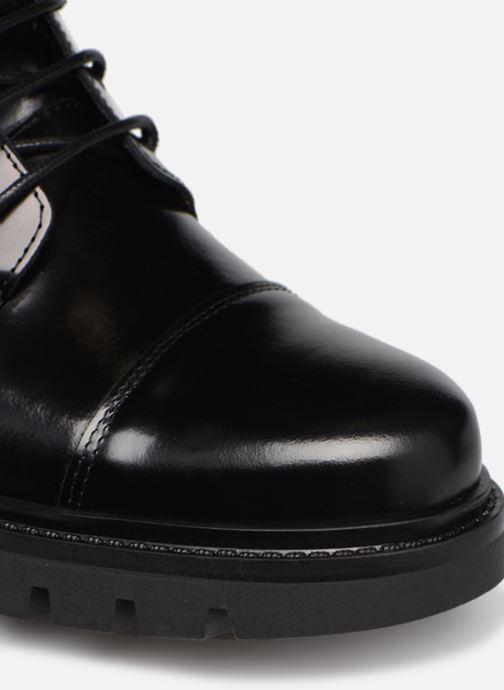 Bottines et boots Mr SARENZA Novalac Noir vue gauche