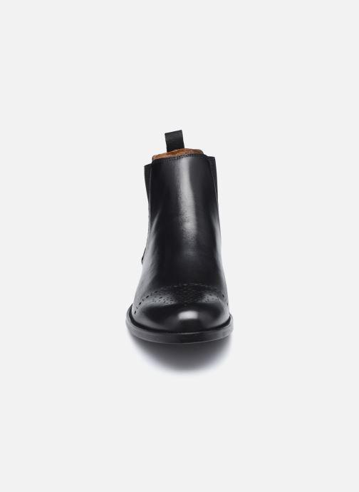 Bottines et boots Marvin&Co Namesia Noir vue portées chaussures