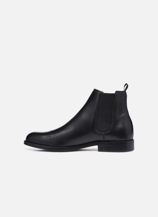 Bottines et boots Marvin&Co Namesia Noir vue face