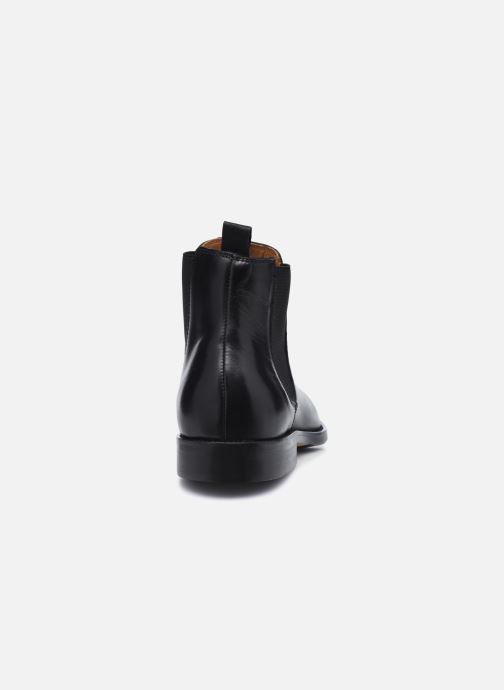 Bottines et boots Marvin&Co Namesia Noir vue droite